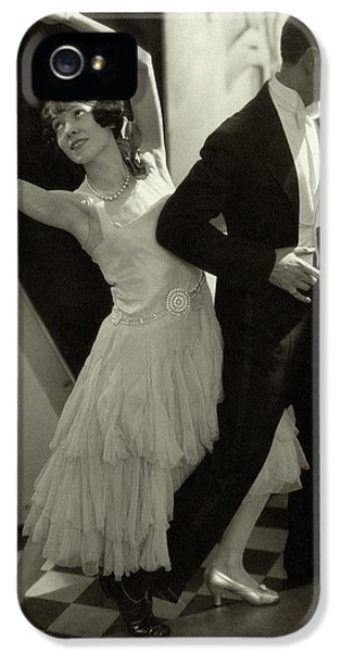 Dancers Fred And Adele Astaire IPhone 5 Case by Edward Steichen