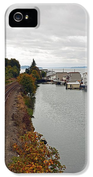 Day Island Bridge View 2 IPhone 5 Case