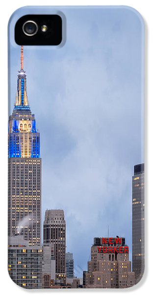 Days Of Hanukkah In New York City IPhone 5 Case