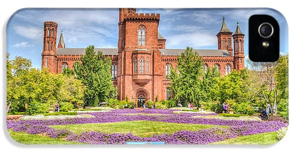 Dc Castle Lawn IPhone 5 Case