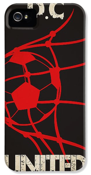 Dc United Goal IPhone 5 Case by Joe Hamilton