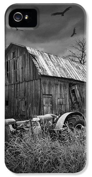 Death Of A Midwest Farm IPhone 5 Case