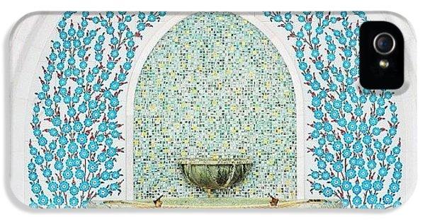 #decorative #wallceramic #grandmosque IPhone 5 Case