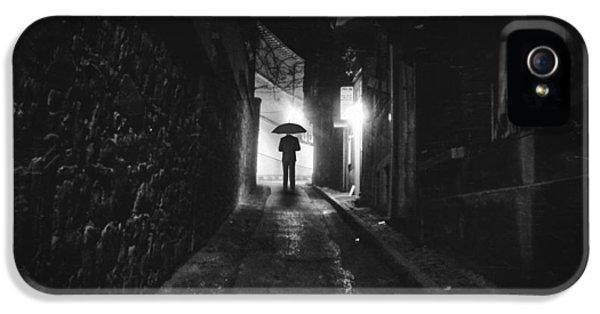 Decoy IPhone 5 Case by Taylan Apukovska