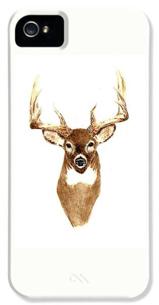 Deer - Front View IPhone 5 Case