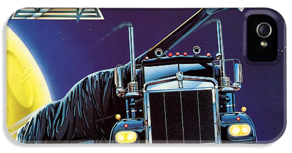 Def Leppard - On Through The Night 1980 IPhone 5 / 5s Case by Epic Rights