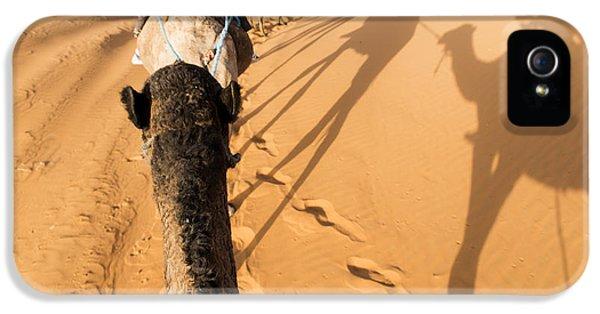 Desert Excursion IPhone 5 Case by Yuri Santin