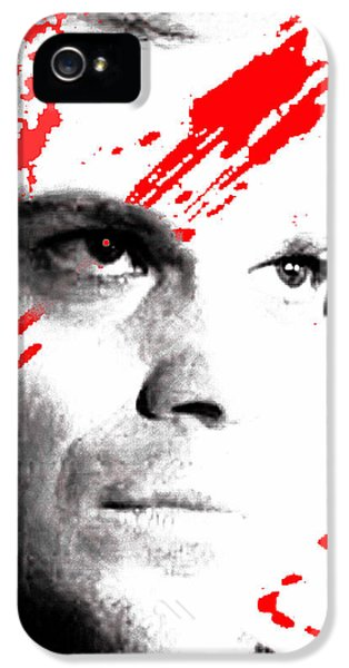 Dexter Dreaming IPhone 5 Case by Dale Loos Jr
