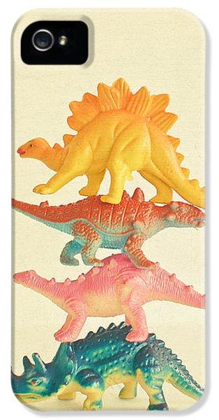 Dinosaur Antics IPhone 5 Case