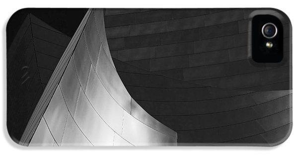 Disney Hall Abstract Black And White IPhone 5 Case