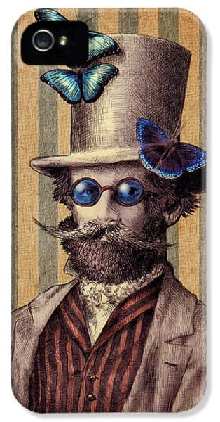 Dr. Popinjay IPhone 5 Case