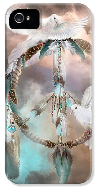 Dreams Of Peace IPhone 5 Case