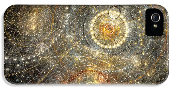 Dreamy Orrery IPhone 5 Case by Martin Capek