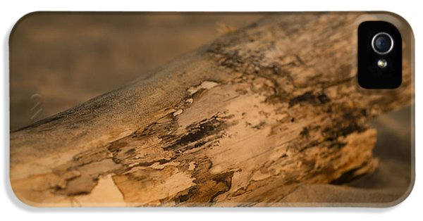 Driftwood IPhone 5 Case by Sebastian Musial