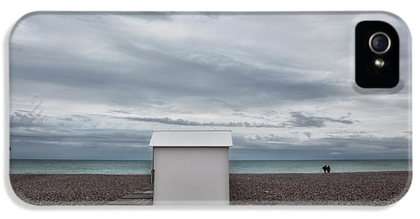 French iPhone 5 Case - Dull Days Are nature's Softbox (series: 2) by Yvette Depaepe