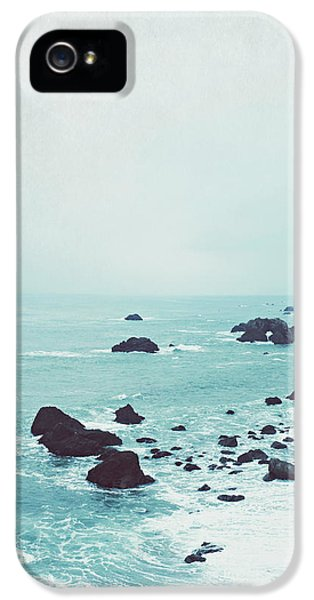 Dusk At The Sea IPhone 5 / 5s Case by Lupen  Grainne