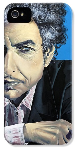 Dylan IPhone 5 Case by Kelly Jade King