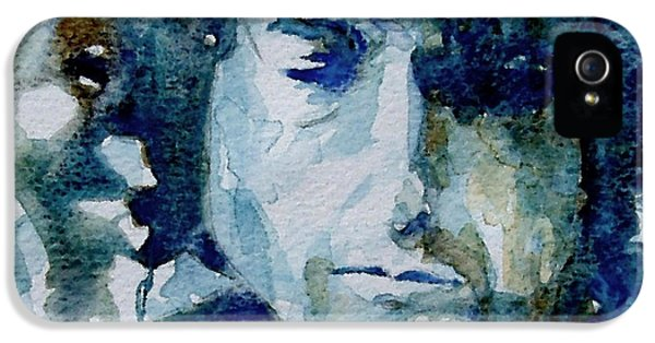 Dylan IPhone 5 Case by Paul Lovering