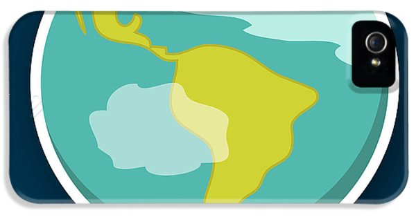 Earth IPhone 5 / 5s Case by Christy Beckwith