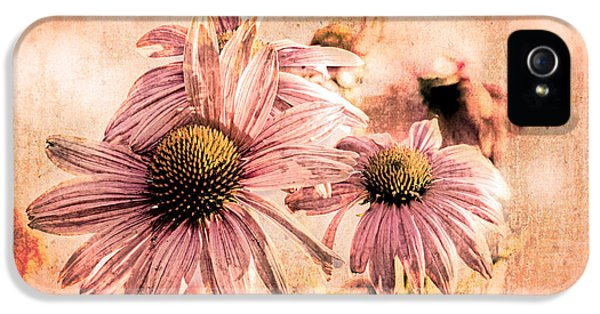 Echinacea Impressions  IPhone 5 Case