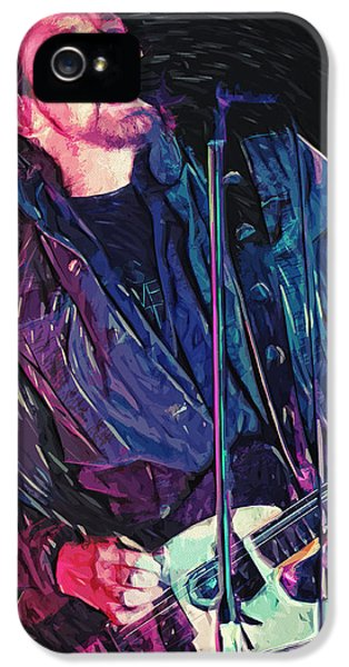 Eddie Vedder IPhone 5 Case