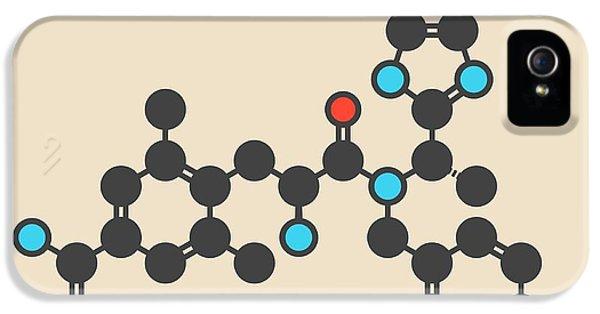 Eluxadoline Ibs Drug Molecule IPhone 5 Case