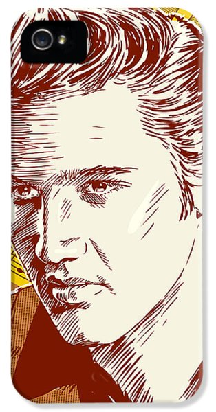 Elvis Presley Pop Art IPhone 5 Case