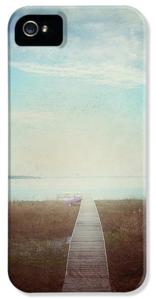 Breathe iPhone 5 Case - Endless by Olivia StClaire