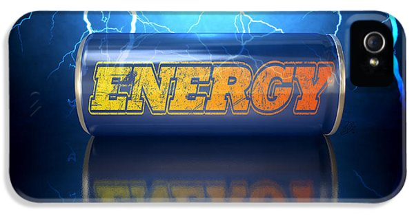 Energy Drink Can IPhone 5 Case
