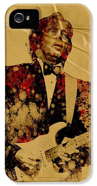 Eric Clapton 2 IPhone 5 Case