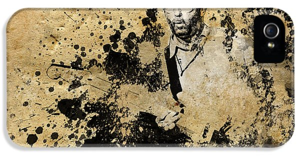Eric Clapton 3 IPhone 5 Case