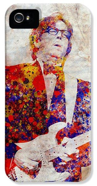 Eric Claptond IPhone 5 Case