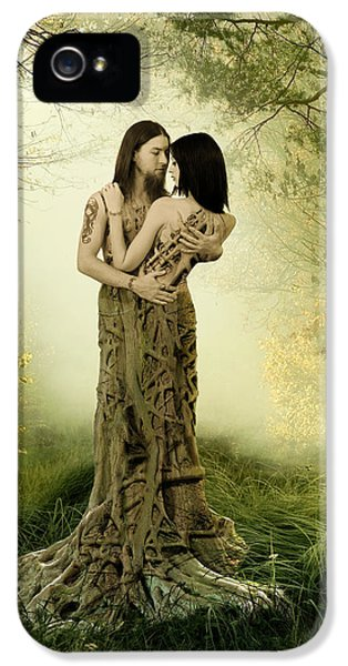 Eternal Embrace IPhone 5 Case