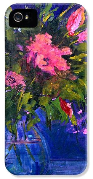 Evening Blooms IPhone 5 Case