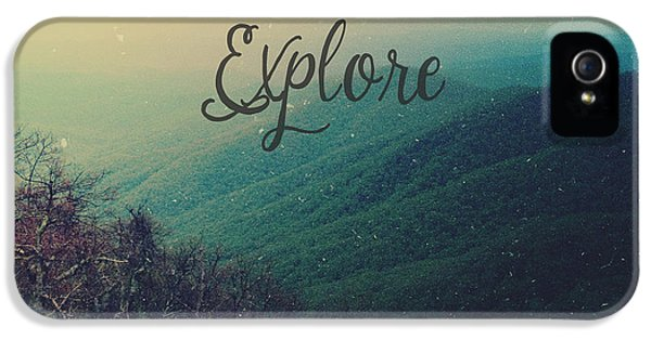 Explore IPhone 5 Case by Olivia StClaire