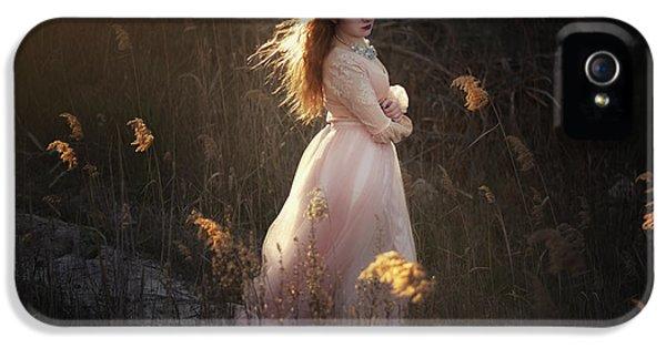 Fairy iPhone 5 Case - Fairy by Paulo Dias