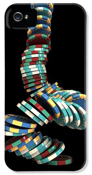 Falling Casino IPhone 5 Case