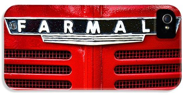 Farmall IPhone 5 Case
