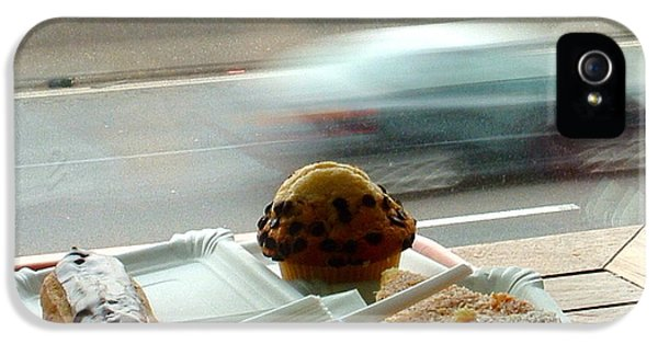 IPhone 5 Case featuring the photograph Fast Sugar by Marc Philippe Joly