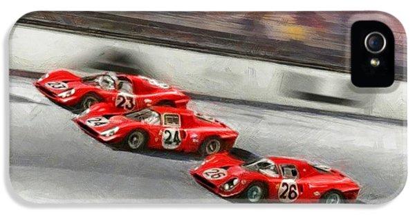 Ferrari 1967 Daytona IPhone 5 Case
