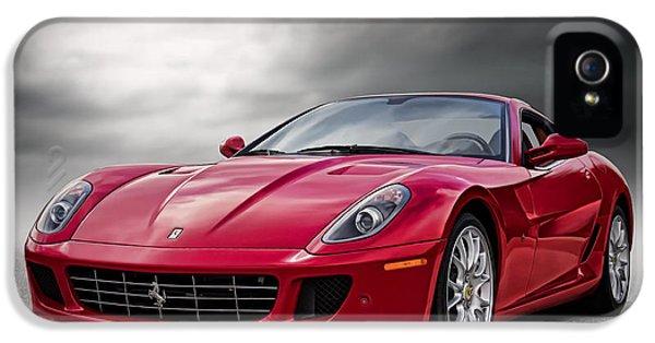Ferrari 599 Gtb IPhone 5 Case by Douglas Pittman