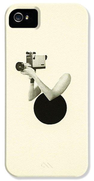 Film Noir IPhone 5 Case