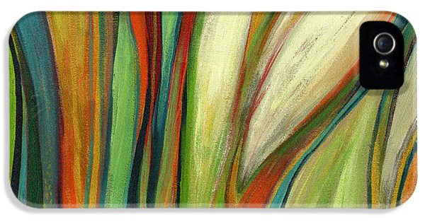 Abstract iPhone 5 Case - Finding Paradise by Jennifer Lommers