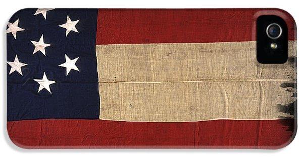 First Confederate Flag IPhone 5 Case