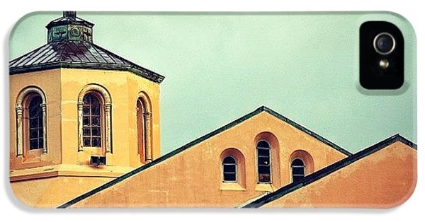 Iger iPhone 5 Case - First Presbyterian Church - Miami ( by Joel Lopez