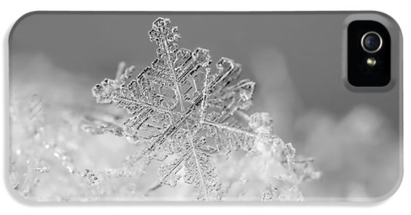 First Snowflake IPhone 5 Case