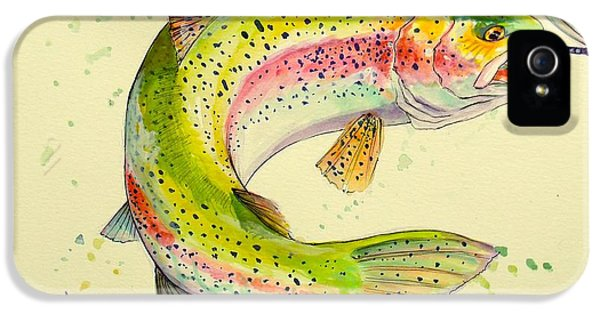 Fish After Dragon IPhone 5 Case