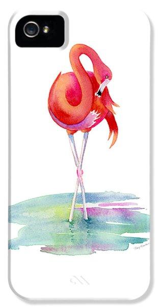 Flamingo Primp IPhone 5 Case