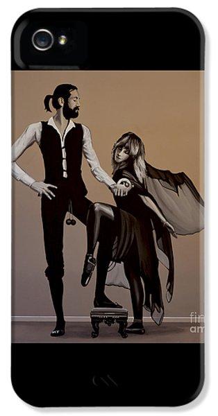 Fleetwood Mac Rumours IPhone 5 Case by Paul Meijering