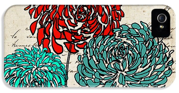 Floral Delight Iv IPhone 5 Case